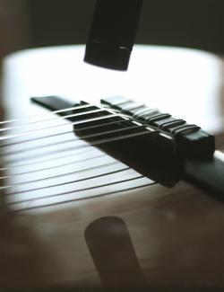 Aga kitarr ja mikrofon olid niisugused