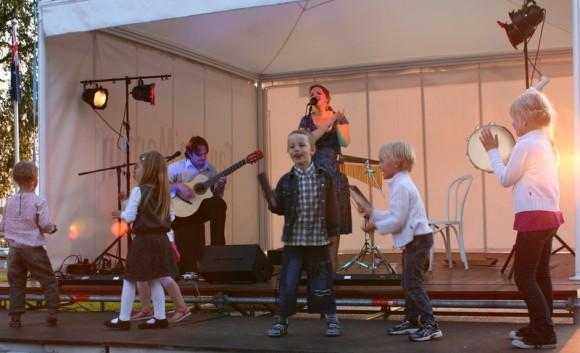 Lisalugu Pärnus. 11. juuli 2012