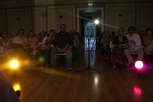 Tõstamaa kontserdi publik
